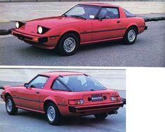 Mazda RX -7 - moteur rotatif - L'Automobile Février 1979