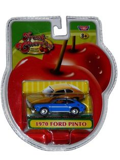 1970 Ford Pinto Die-Cast Scale 1:64 - Listing price: $14.95 Now: $12.99