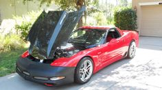 Photos: 2001 Chevrolet Mallett Hammer Z06 Corvette