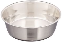 OmniPet Stainless Steel Heavy Weight Bowl with Rubber Ring > Check this awesome image  : Dog bowls