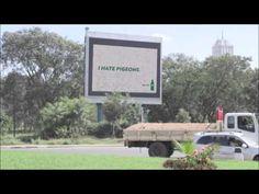 Sprite presents - Bill the Billboard, Nairobi 2014
