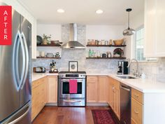 Before & After: A One-Step-At-A-Time Kitchen Remodel