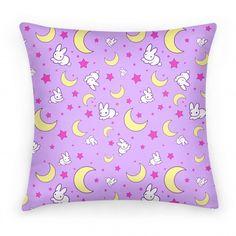 And I can sleep like Sailor Moon! Sailor Moon's Bedding   HUMAN