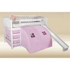 Girl Bed