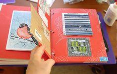 Благодарный том с открытками и поздравлениями - Перемена участи