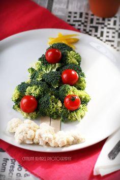 Vegan Christmas Tree :)