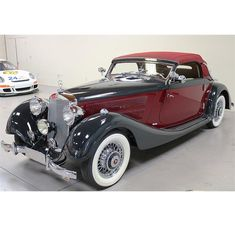 For Sale: 1938 Mercedes-Benz in Fallbrook , California Apollo Car, Vintage Cars, Antique Cars, Strange Cars, Cool Old Cars, Daimler Benz, Classic Mercedes, Classy Cars, Mercedes Benz Cars