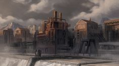 Image result for industrial city 19th century