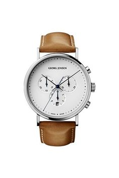 The Best Scandinavian Watch Brands to Know -   GEORG JENSEN
