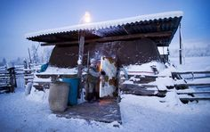 Dünyanın en soğuk köyü - Sayfa 17 - Galeri - Dünya - 8 Ocak 2015 Perşembe