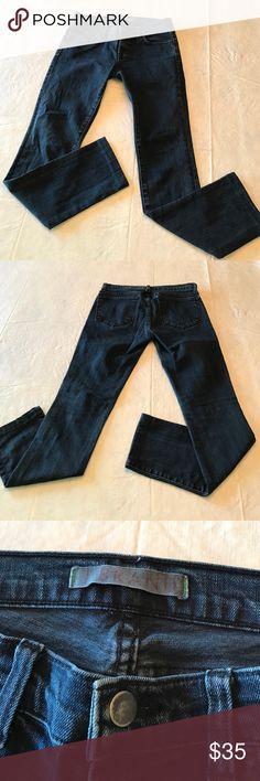 J Brand Jeans J Brand Pencil Leg Jeans; size 27, inseam 28in. Box 11/14 J Brand Jeans