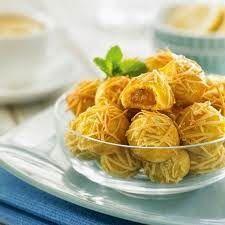 Resep Kue Nastar Selai Nanas Renyah - Resep Masakan Nusantara