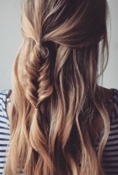 perfect braid hairstyle