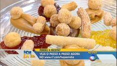 Edu Guedes ensina a fazer churros com diferentes recheios - Vídeos - R7