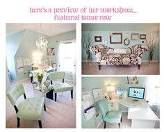 Katelyn James Photography's stuido... also fairly close to my dream studio!