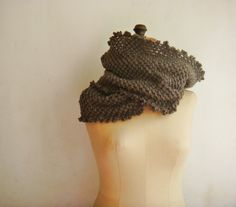 PDF Pattern Crochet Infinity Scarf Double Cowl by PATTERNSbyFAIMA