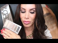 Urban Decay Naked 2 Basics | Review and Easy 5 Minute Look