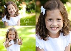 8 Year Old LDS Baptism Portrait Photography Session ~ Newport Beach Photographers
