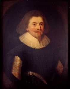 John Egerton, 1st Earl of Bridgewater - 14th Maternal Great Grandfather and Knight of the Order of the Bath.