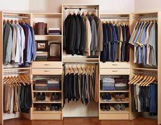 Closet Design , Closet Organization, Custom Closet Organizers - Tailored Living