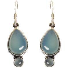 I had never seen lapis this pale before these earrings.  I love them!