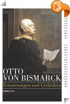 Otto von Bismarck - Politisches Denken : Otto von Bismarck gilt heute als einer der wichtigsten, aber auch streitbarsten Staatsmänner der deutschen Geschichte. Wie kein zweiter hat er die deutsche Politik im späteren 19. Jahrhundert gestaltet. Die wesentlichen Grundlagen seines Handelns wurden jedoch schon deutlich früher, in den 1830/40er Jahren gelegt. Diesen Anfängen geht der vorliegende Band nach. Er zeigt auf, wie das politische Denken Bismarcks entstand und geprägt wurde und ...
