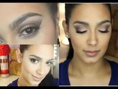 Maquillaje para Parpados Caidos | Yaritza Sanabria - YouTube