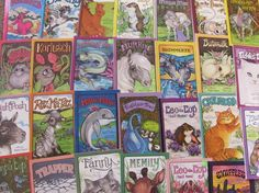 Serendipity books by Stephen Cosgrove & Robin James OMG I WANT THEM ALL!! I used to adore these when I was little. <3