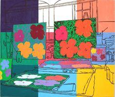Damian Elwes Warhol's Studio (New York 1964) 2006