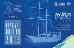 Festival Náutico en La Punta - Callao