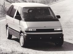 Ford HFX Hia Aerostar concept car (IAA, 9/87)