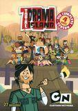 Total Drama Island: The Complete Season [4 Discs] [DVD], 1000103267