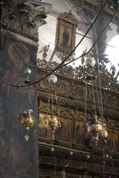 Church of the Nativity, Bethlehem + + + Κύριε Ἰησοῦ Χριστέ, Υἱὲ τοῦ Θεοῦ, ἐλέησόν με + + + The Eastern Orthodox Facebook: https://www.facebook.com/TheEasternOrthodox Pinterest The Eastern Orthodox: http://www.pinterest.com/easternorthodox/ Pinterest The Eastern Orthodox Saints: http://www.pinterest.com/easternorthodo2/
