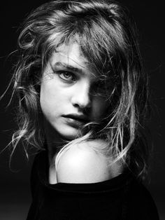 Natalia Vodianova | Inspiration for Photography Midwest | photographymidwest.com…