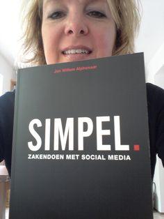 * Simpel *   Zakendoen met Social Media   Jan Willem Alphenaar