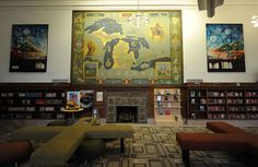 Treasures of the Detroit Public Library | The Detroit News