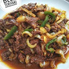 Resep masakan sederhana menu sehari-hari istimewa - New Ideas Seafood Recipes, Beef Recipes, Cooking Recipes, Fast Recipes, Simple Recipes, Cooking Tips, Asian Cooking, Easy Cooking, Mie Goreng