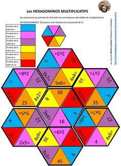 Triominos multiplication - formation_devoirs