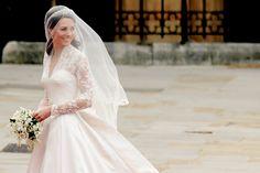 Kate Middleton. Perfect. McQueen.
