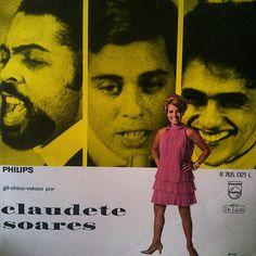 Claudete Soares - Gil,  Chico,  Veloso por Claudete Soares