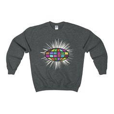 Nuovo Mondo Rocco Unisex Heavy Blend™ Crewneck Sweatshirt