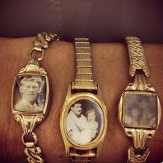 Refurbish those old watches with a classic twist (...and mix in some cool bracelets?)