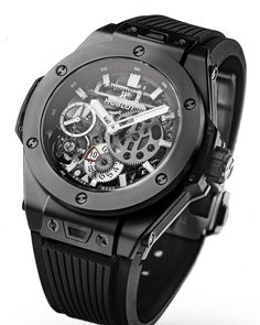 New Hublot Big Bang Aims for the Long Run With 10-Day Power Reserve