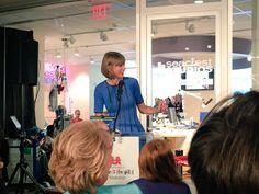 """""""Katie Kauss When celebrities use their power for good! @taylorswift13 #SeacrestStudios @VUMCchildren #nashville """""""