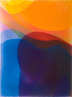 "PETER ZIMMERMANN ""Cipro"" 2006  Epoxy resin on canvas"