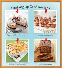 Find great recipes from Kraft. #cookingupgood #tastetheseason