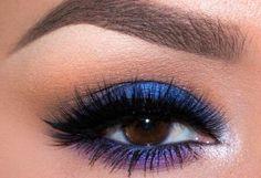 #kamzakrasou #sexi #love #make-up #dyi #diy #make-up #tutorials #eyes #eyes-tutorials #beauty #cosmetics #eyes-shadow #maskara #licenie #liner #beautiful #pretty #pink #gil #woman #womanbeauty #womanpower #love #follow4follow #followforfollov #like4like #likeforlike #picoftheday #amazing #inwag #fbgood #history #kamzakrasou #kamzakrasousk Krok za krokom: Dramatické modré líčenie - KAMzaKRÁSOU.sk