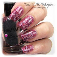 Shimmer Polish Lorene Belegwen