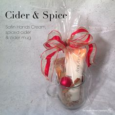 Cider & Spice $13 Contact me to get your today!!! Awelch8421@marykay.com Www.marykay.com/awelch8421 Call or text (409)656-8771
