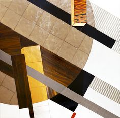 Pierre Mesguich mosaic Tribute to Lissitzky